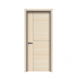 Cheap wood interior doors internal wooden doors plain bedroom door