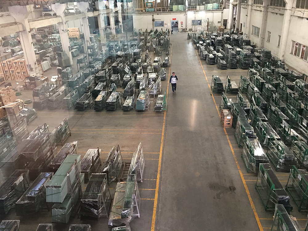 wall partition factory