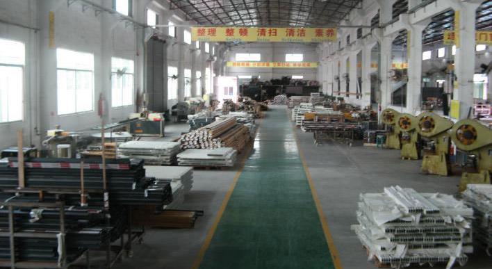 doors and windows factory