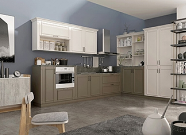 Major criteria for identifying and selecting kitchen cabinet sets